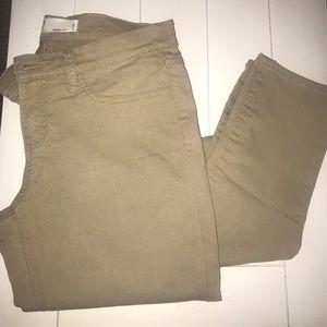 RSQ Tan Pants